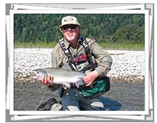 Pink Salmon Fishing in BC