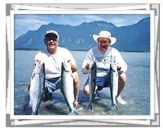 Sockeye Salmon Fishing in BC