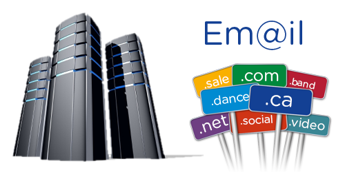Web Hosting - Email - Domain Names