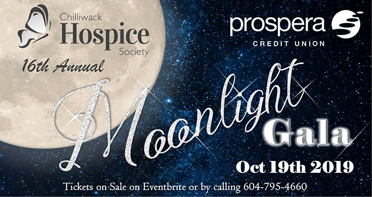 Chilliwack Hospice - 16th Annual - Moonlight Gala