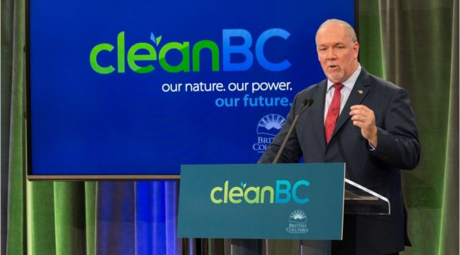 B.C.'s Emissions Inventory Underscores Need To Act On Climate