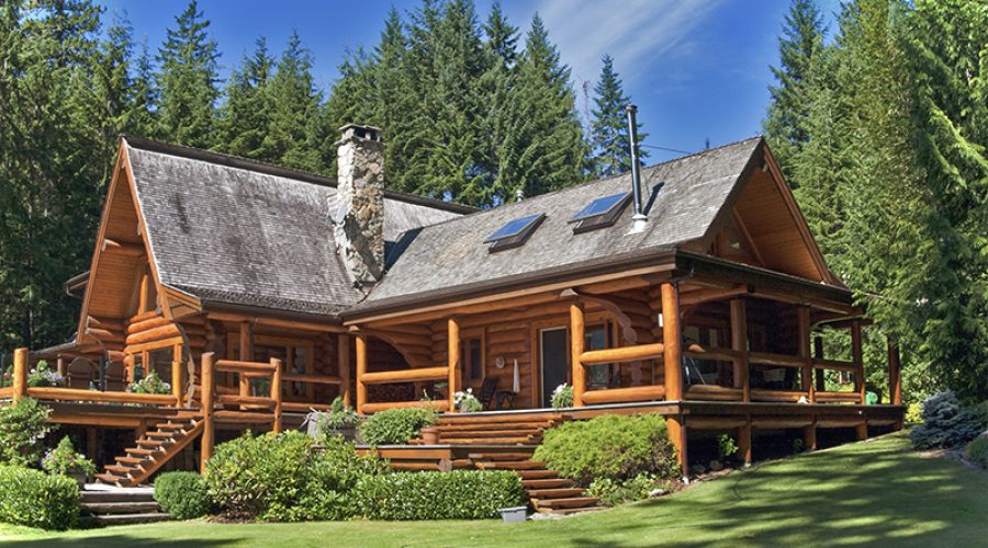 Cozy Log Cabins – Log Home News