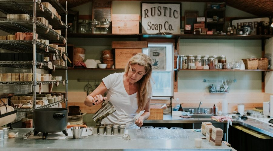 MEET THE MAKERS | RUSTIC SOAP COMPANY