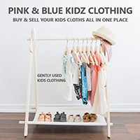 Pink and Blue Kidz Clothing