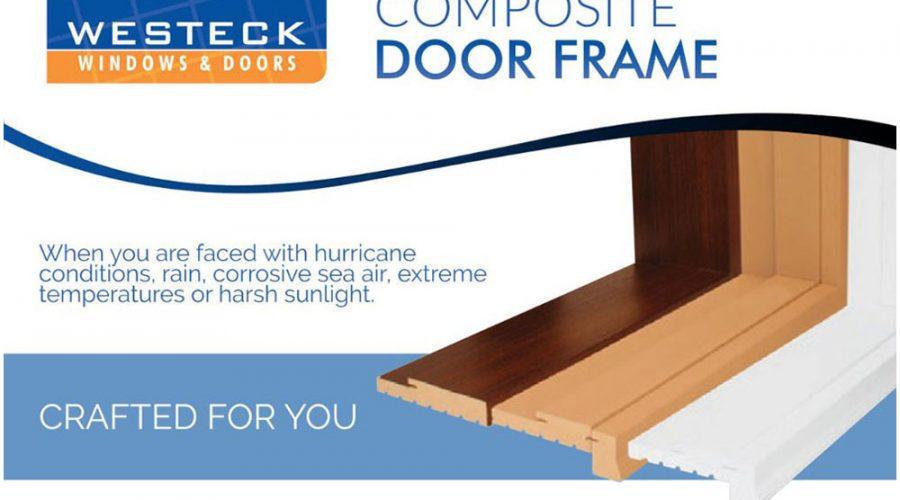 Westeck's Composite Door Frame PVC – NEWS