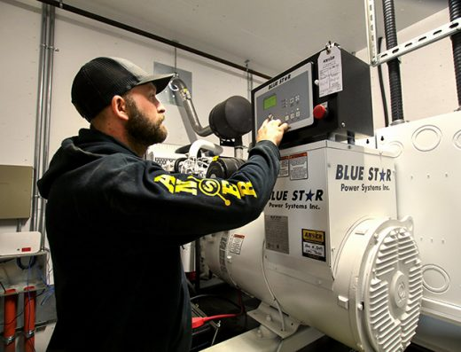 Generator Servicing and Maintentance