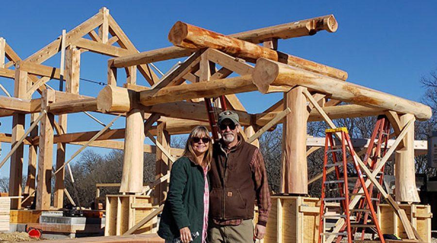 Kansas Log & Timber Home – News