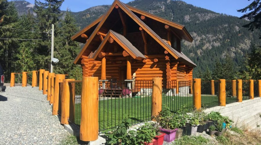 Naturally Passive Log Homes – News