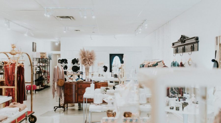 TOP 5 SHOPS FOR SHOPPING
