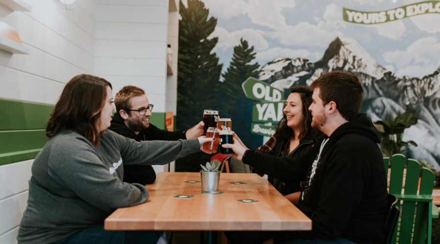 TOP 5 APRÈS RESTAURANTS AND BREWERIES