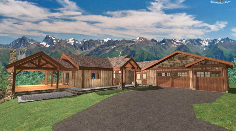 Log Home and Cabin Design
