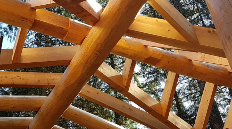 King and Queen Post Truss