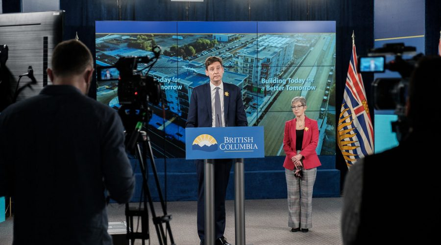 $2 Bil Support New Homes In BC
