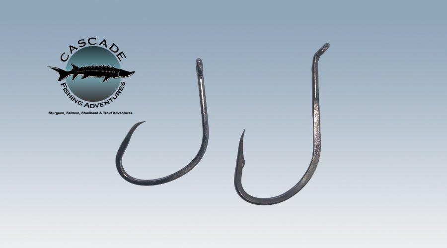 Circle hook or J-hook – Sturgeon Fishing